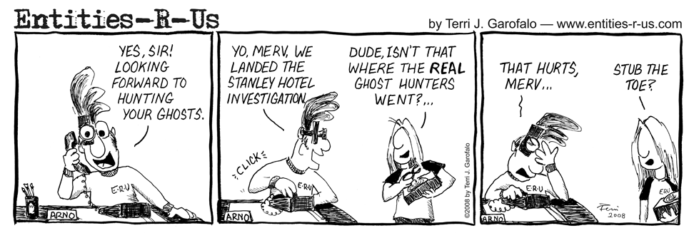 Real Ghost Hunters