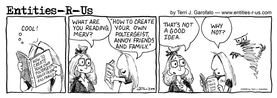 Create A Poltergeist