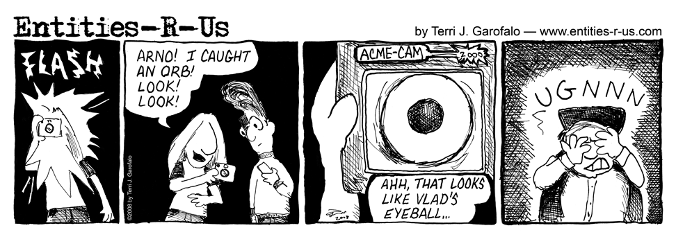 Flash Eyeball