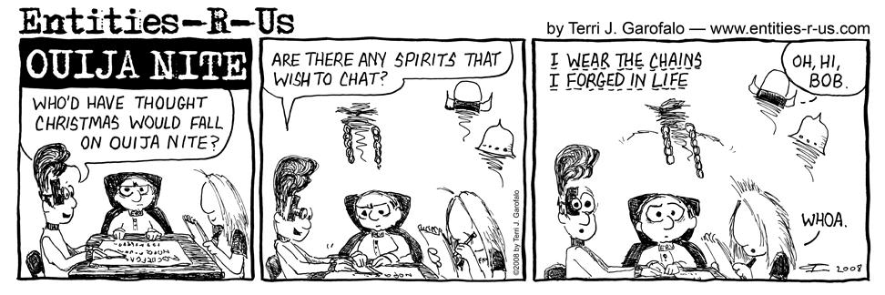 Ouija Christmas