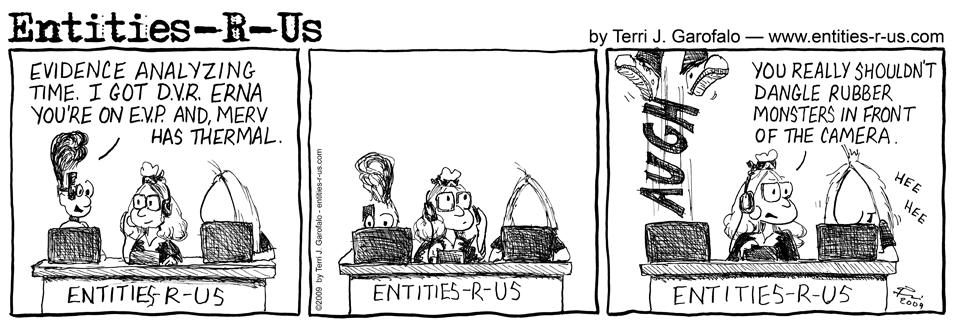 Evidence Monster