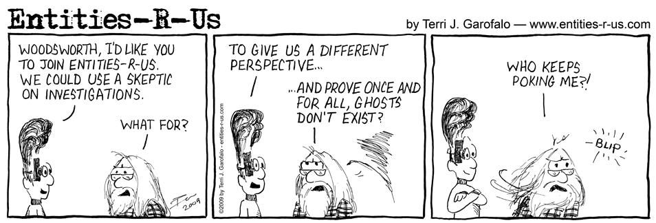 Skeptic Invite