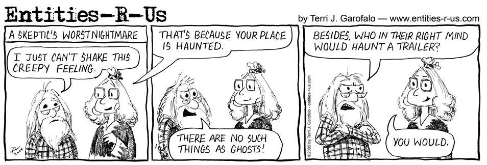 Skeptic Nightmare 2