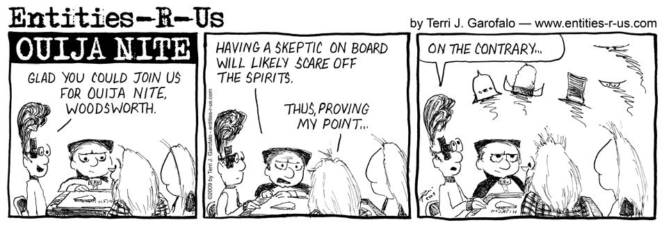 Ouija Skeptic