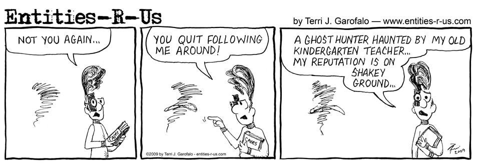 Kinder Haunt