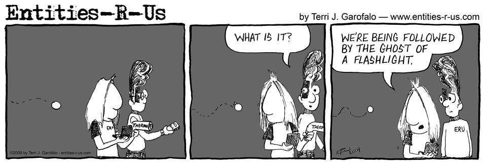 Orb Flashlight