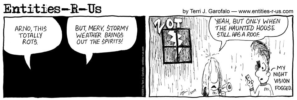 Stormy Haunt