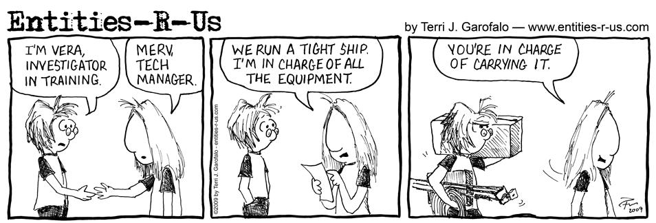 Investigator Training