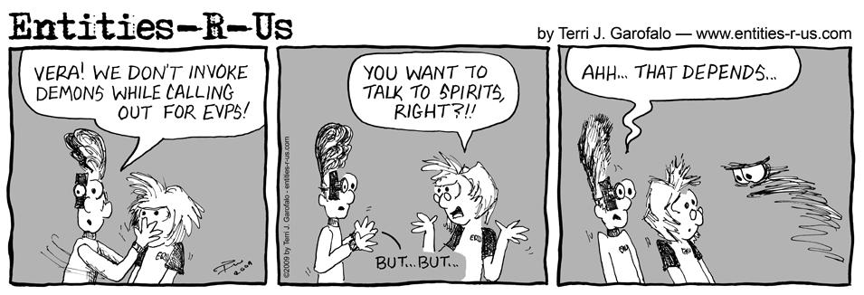 Invoke Demons 2
