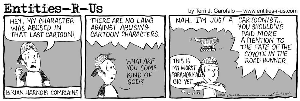 GD Brian Harnois Complains
