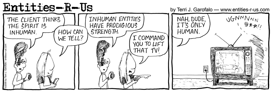 Inhuman Human