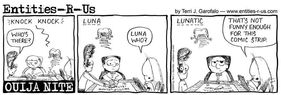 Ouija Not Funny