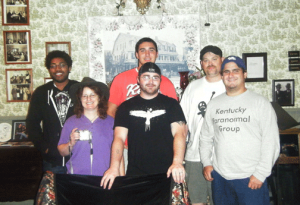 Kentucky Paranormal Group, Plus One