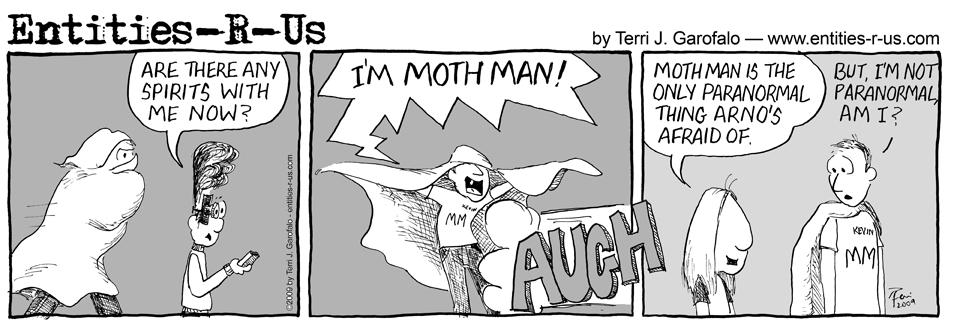 Shanley 9 Moth Man