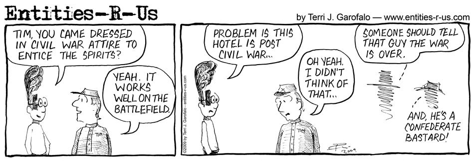 Shanley 12 Civil War Attire