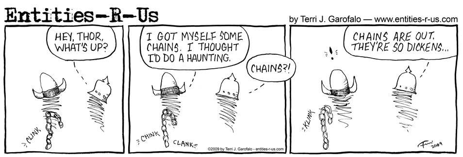 Ghost Chains