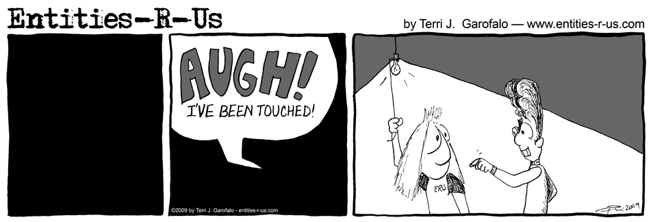 Touched By Ghost