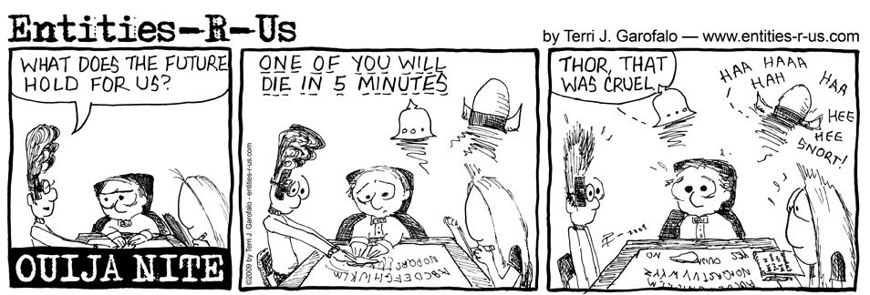 Ouija Death