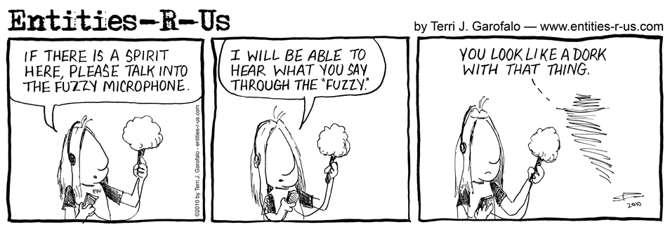 Fuzzy Microphone