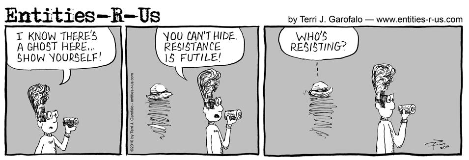 Resistant Ghost