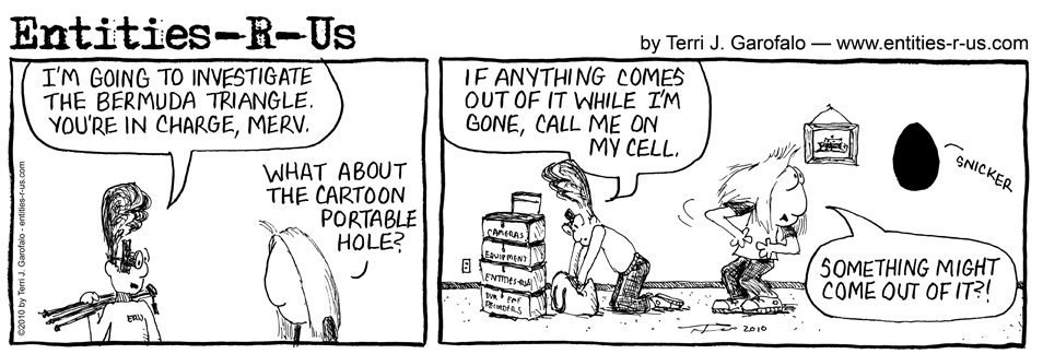 Cartoon Portable Hole 5
