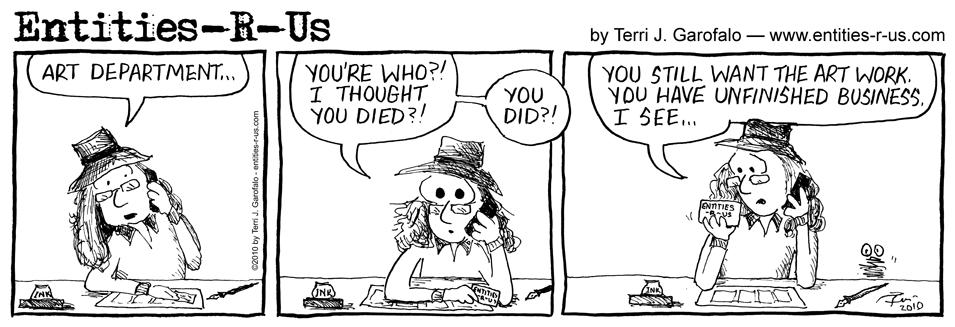 Dead Client Calls