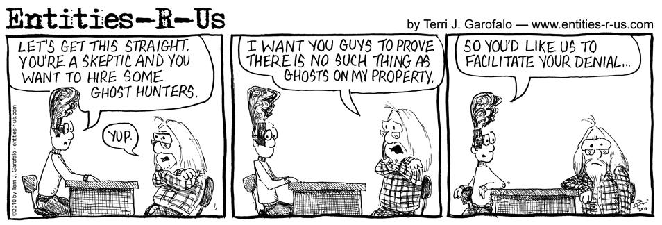 Ghost Denial