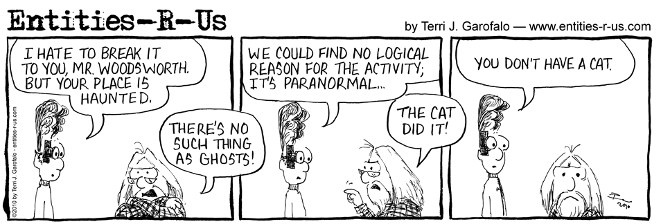 Haunting Denial