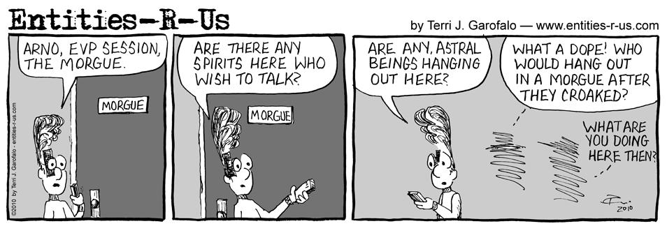 Morgue EVPs
