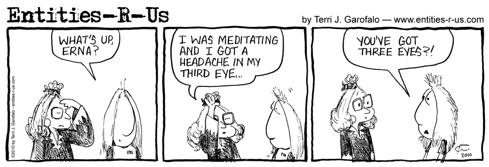 Third Eye Headache