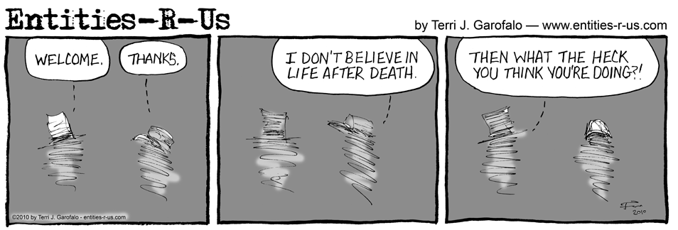 Dont Believe Life After