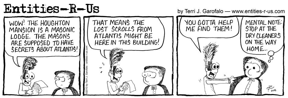 Houghton Masons Atlantis