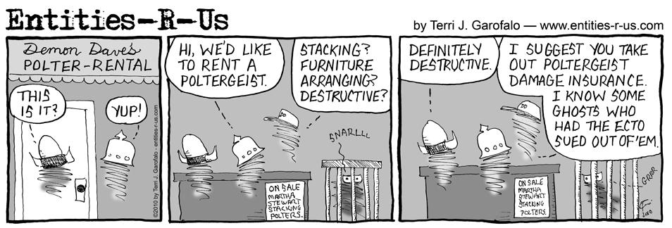 Poltergeist Rental
