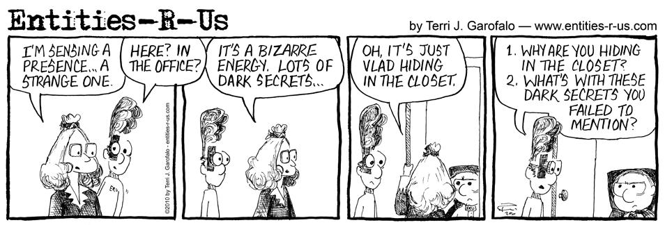 Vlads Dark Secrets