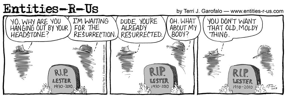 Lester Resurrected