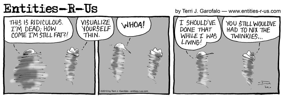 Fat Ghost