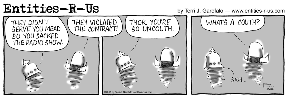 Thor Uncouth