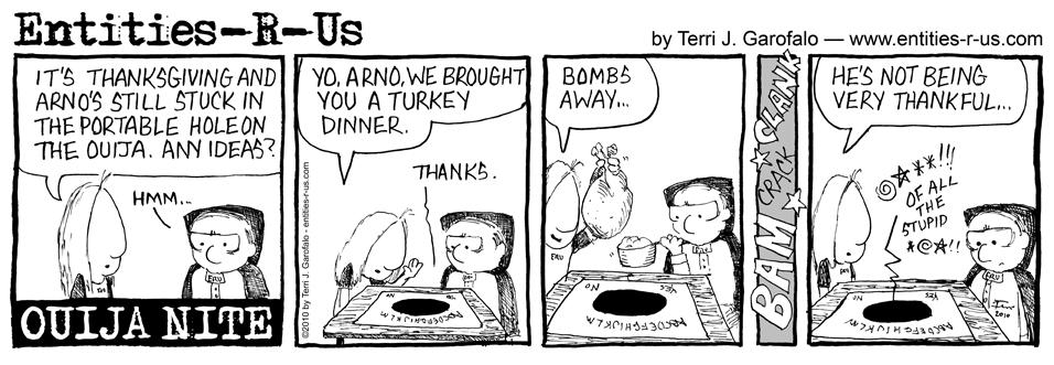 Ouija Thanksgiving