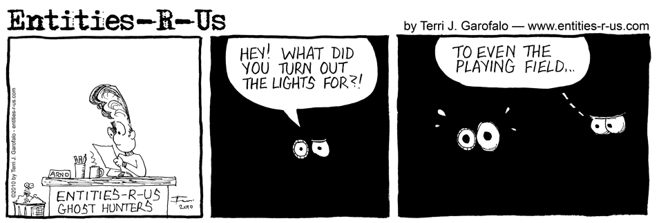 Turn Out Lights