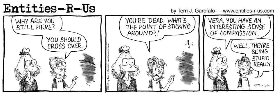 Compassion For Dead