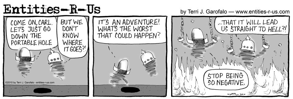 Portal Hole 2