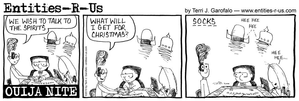 Ouija Christmas 1