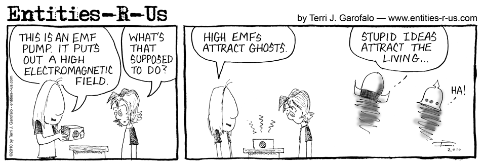 EMF Pump Ghosts