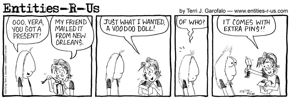 Voodoo Present