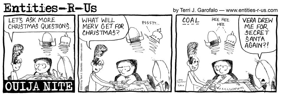 Ouija Christmas 2