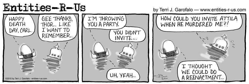 Carls Death Day 1