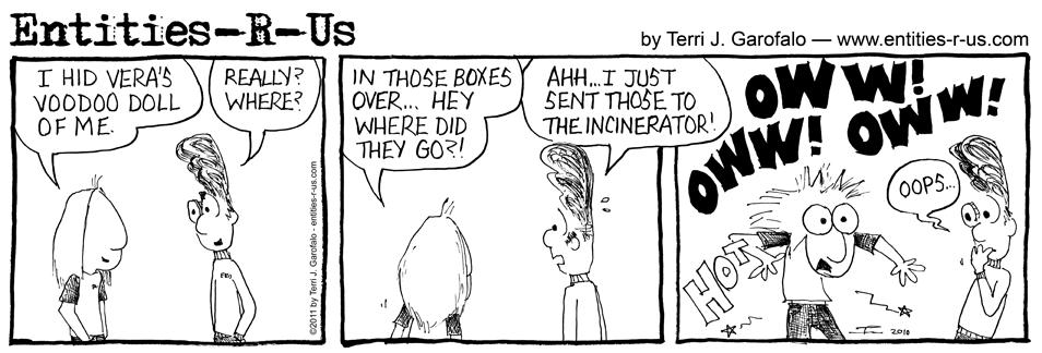 Voodoo Incinerator