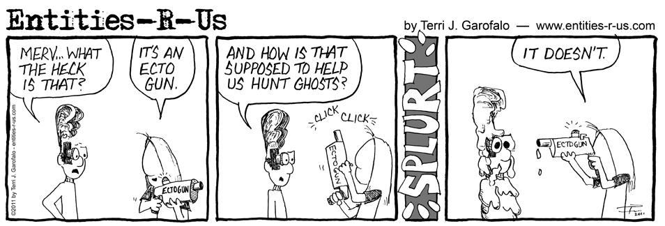 Ecto Gun