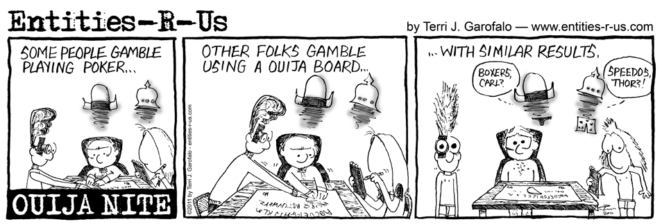 Strip Ouija