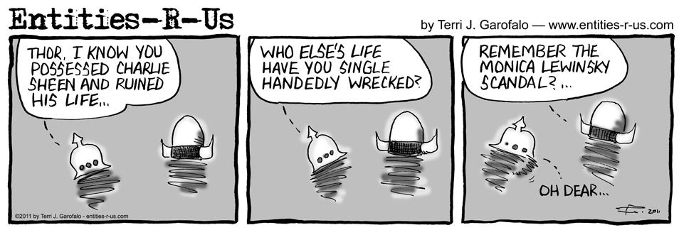 Thor Possessions